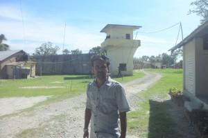 Prabesh in prison