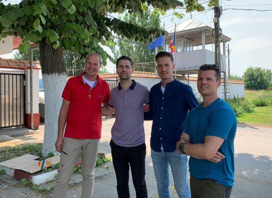 LIVE uit de gevangenis in Roemenië